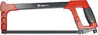 Ножівка по металу, 300 мм, біметалічне полотно, двокомпонентна ручка// MTX