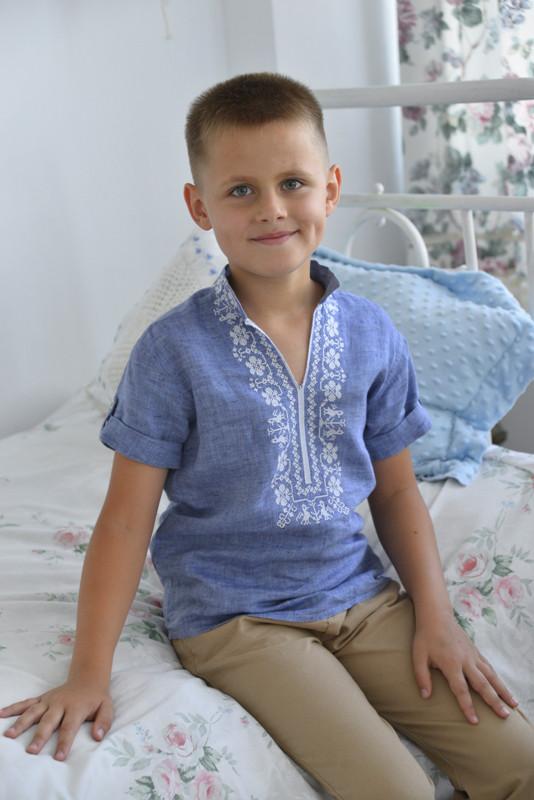 Вишиванка дитяча для хлопчика Станіслав 26c31beb0c7c8