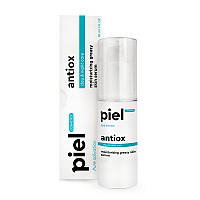 Gialur ANTIOX Антиоксидантная увлажняющая сыворотка с экстрактом плаценты и витаминами С+Е Piel cosm
