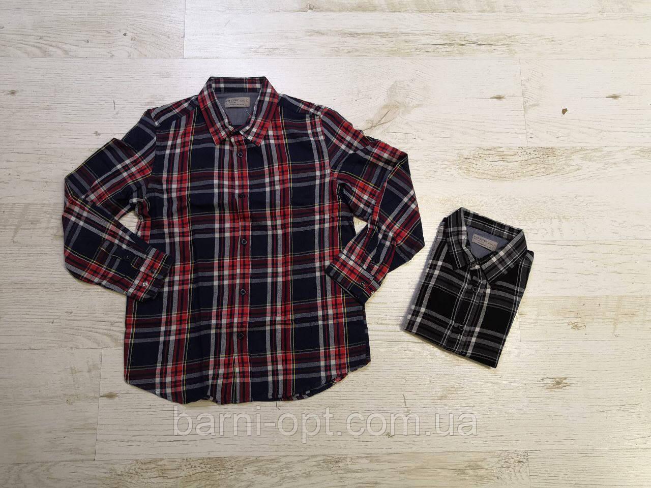 Рубашки на мальчика оптом, Glo-story, 134-164 рр