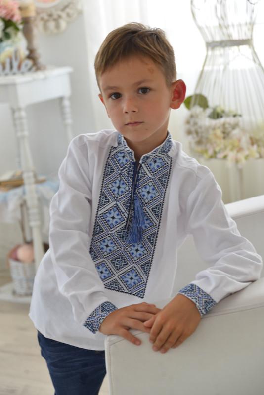 Вишиванка дитяча для хлопчика Віктор