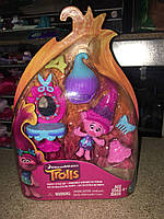Фигурка Hasbro Герои Розочка Поппи и аксессуары из мультфильма Тролли  DreamWorks Trolls Poppy Style Set, фото 1