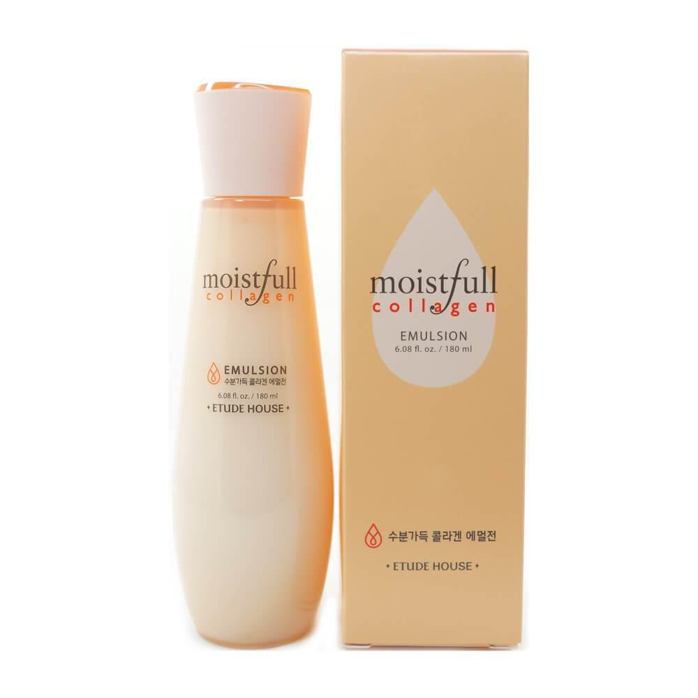 Эмульсия для лица с коллагеном ETUDE HOUSE Moistfull Collagen Emulsion 180 ml