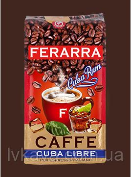 Кофе молотый Ferarra caffe Cuba Libre  ,250г, фото 2