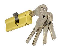 PALADII SP цилиндр 60мм (30*30) SB желтый 5 лазерных ключей