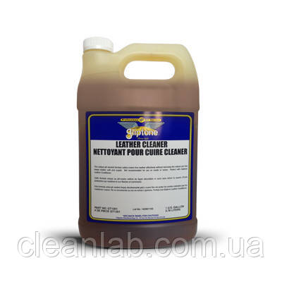 Leather Cleaner - Safety Cleans Leather /Безопасный очиститель кожи Gliptone , концентрат 1 л, фото 2