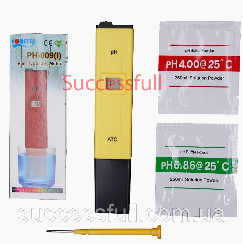 PH meter тестер измеритель уровня кислотности воды