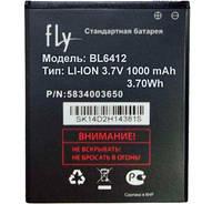 Аккумулятор акб оригинальное к-во Fly BL6412 | E158 | iQ434 Era Nano 5 1000mAh