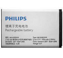 Аккумулятор акб ориг. к-во Philips AB1050EWM Xenium X216, 1050mAh