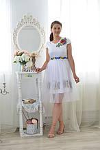 Молодіжне плаття Літній букет