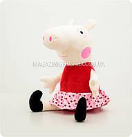 Мягкая игрушка «Свинка Пеппа» - Пеппа (46 см)