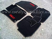 Ворсовые коврики Seat Leon с 1998-2006 гг.
