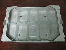 Ящик для ягід на 10 пінеток по 500 р.
