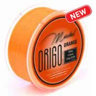 Marshal Origo Carp Line  1000м, orange (Профессиональная карповая леска - оранжевая)