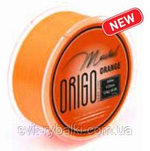 Marshal Origo Carp Line 1000м, orange (Професійна коропова волосінь - помаранчева)