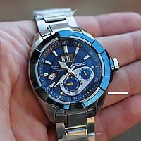 Часы Seiko Velatura SNP117P1 Kinetic Auto Relay 7D48 , фото 1