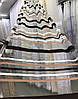 Фатиновая тюль ZAMBAK цветная полоска, фото 2