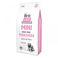 Сухой корм для собак мелких пород Brit Care GF Mini Yorkshire 7 кг