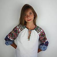 Блуза в цветок в категории этническая одежда и обувь женская в ... dfb864eeb0f5e