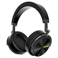 Беспроводные наушники (гарнитура) Bluedio T5S Active Superior Version. Limited Edition. Black, фото 1