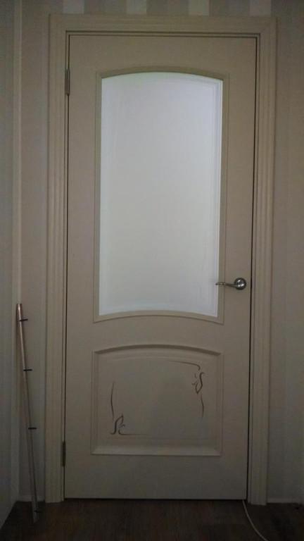Установка дверей Сорренто