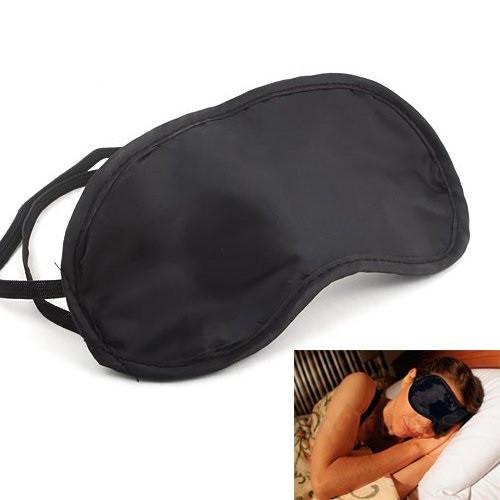 Маска для сну наглазная black