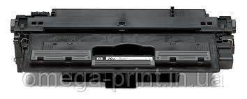 Заправка картриджа  HP LJ M5025/ M5035 (Q7570A)