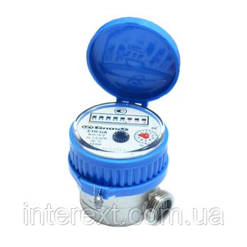 Счётчик холодной воды одноструйный Gross ETR-UA Ду 15/80, фото 2