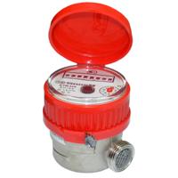 Счётчик горячей воды одноструйный Gross ETR-UA Ду 15/80, фото 2