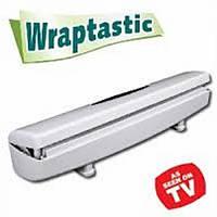 Диспенсер Wraptastic для хранения и разрезания пищевой пленки, фольги, бумаги, фото 1