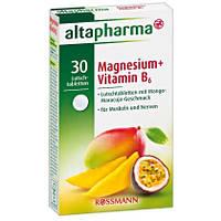 Altapharma Lutschtabletten Magnesium + Vitamin B6 -  Леденцы Магний + Витамин B6