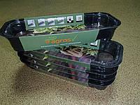 Мини-теплица с 12 торфяными таблетками в оболочке. , фото 1
