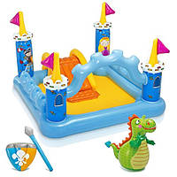 Игровой центр Fantasy Castle Play Center 57138 INTEX