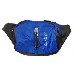 Бананка сумка на пояс MHZ N00551 Blue