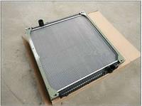 Радиатор системы охлаждения WG9725530011 (860х790) на погрузчик, самосвал HOWO Sinotruk
