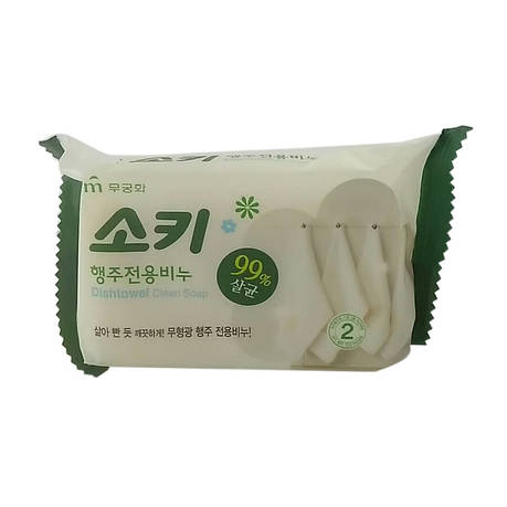 Хозяйственное мыло Mukunghwa Dishtowel Clean Soap 150 г (400770), фото 2
