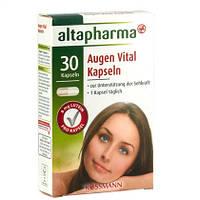Altapharma Augen Vital Kapseln - Капсулы для поддержания зрения
