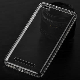 TPU чехол Ultrathin Series 0,33mm для Xiaomi Redmi 4a