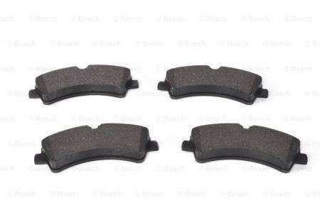 Гальмівні колодки дискові задні DB Sprinter 3-t 04.06-> (Bosch)