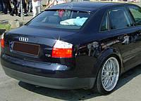 Бленда козырек спойлер заднего стекла Audi A4 B6