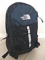 Рюкзаки The North Face 20 L синего цвета, городские, спортивные, велосипедные