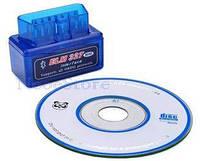 Автомобильный сканер ELM 327, Bluetooth диагностика V2.1, OBD2