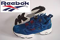 Кроссовки кожаные  спортивные Reebok Instapump