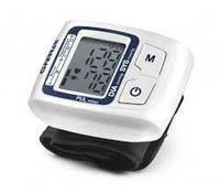 Электронный автоматический тонометр на запястье Electronic blood pressure monitor