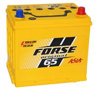 Автомобильные аккумуляторы FORSE JP 6CT-65A2 650A R MF (D23) тонкая+переходник