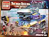 Конструктор Brick Enlighten 2713 Эра Апокалипсиса - танк, фигурки 398 деталей