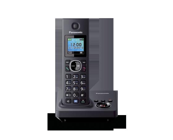 Panasonic KX-TG7861UAB радиотелефон, фото 2