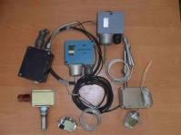 Терморегуляторы, термодатчики, терморегулирующие устройства