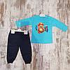Оптом Батник со штанами для мальчиков, фото 2
