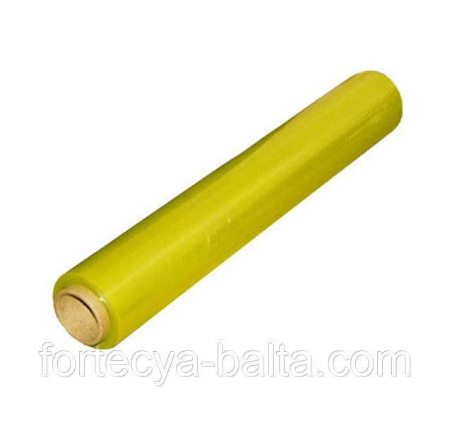Пленка полиэтиленовая тепличная желтая 100 3 м